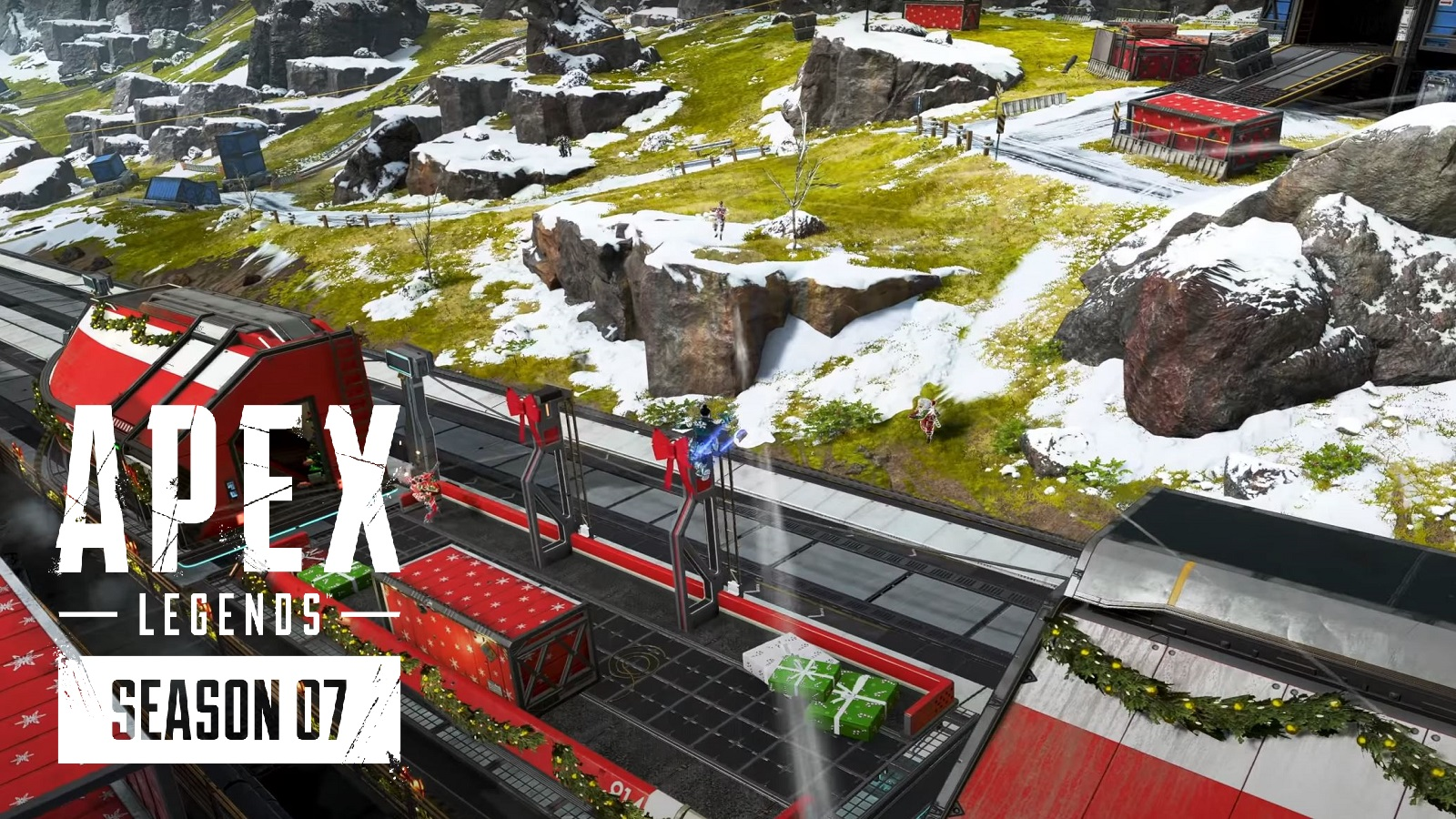 Apex Legends Winter Express Train With Logo 2