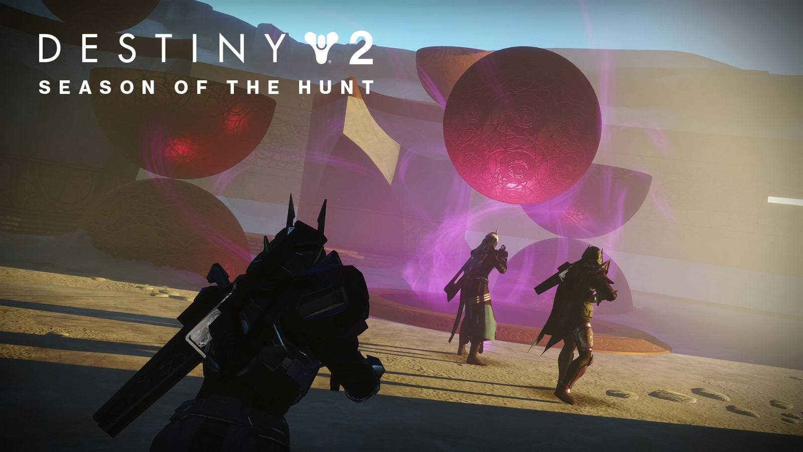 Destiny 2 Prophecy Dungeon Guardians With Logo