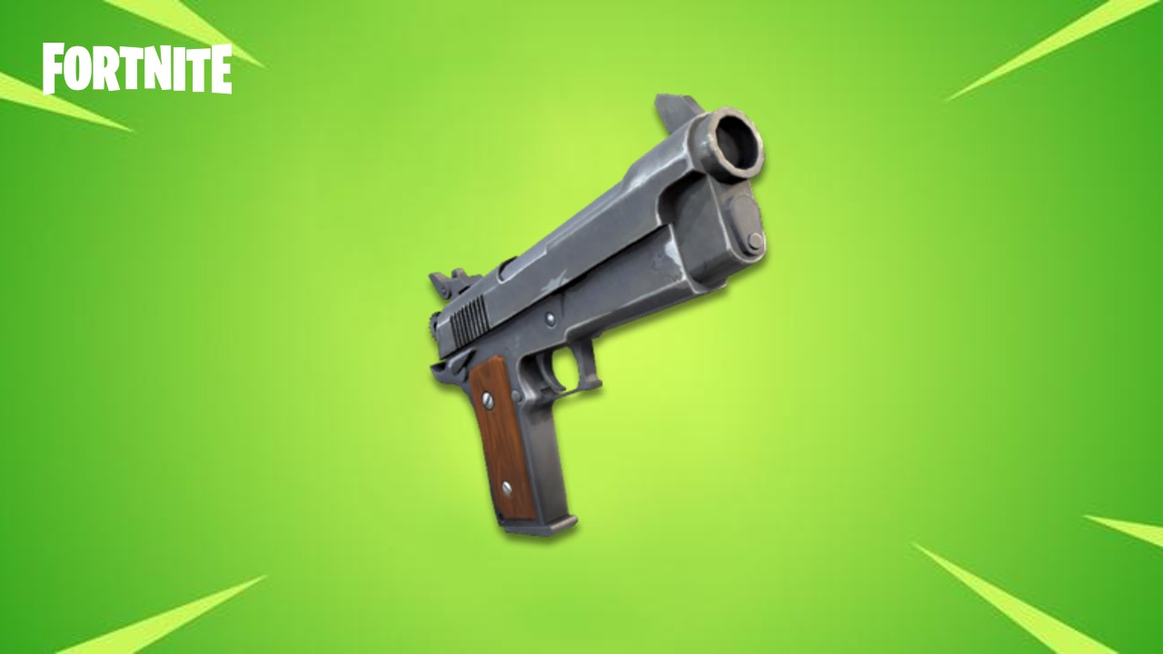 Fortnite pistol