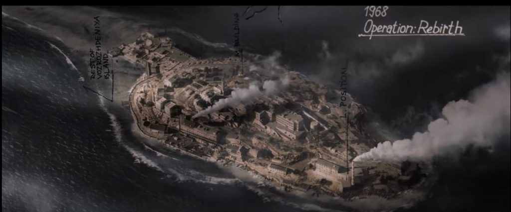 Warzone Operation Rebirth Island
