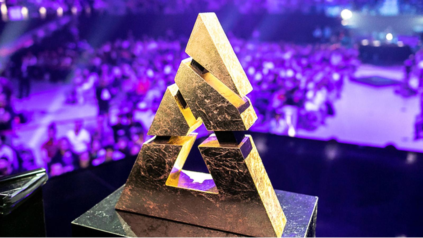 BLAST Premier trophy