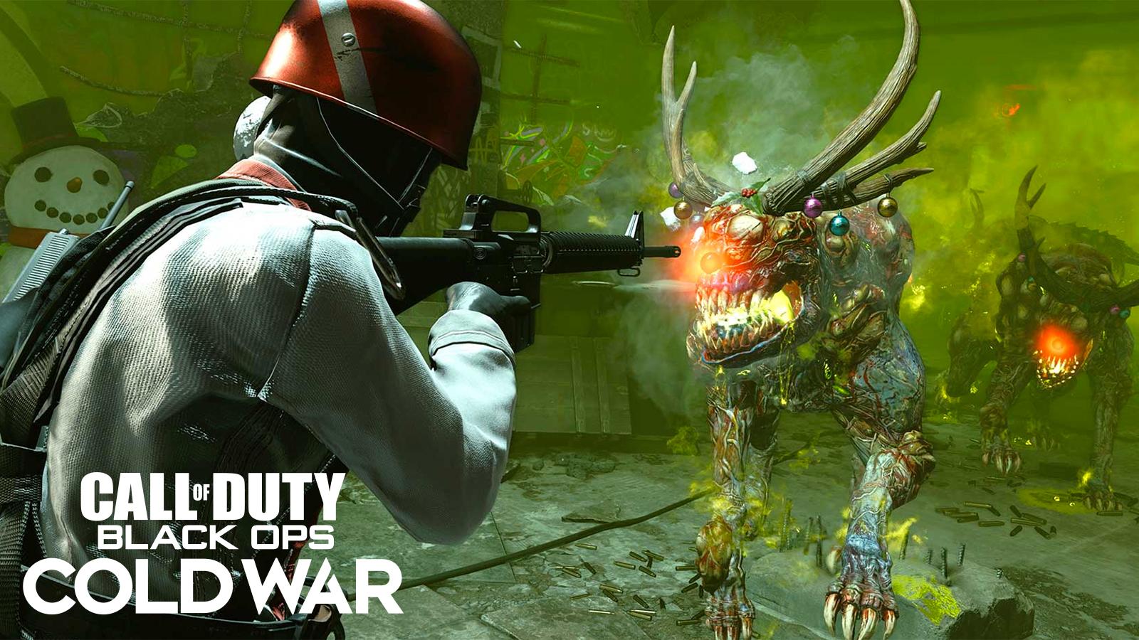 Black Ops Cold War Jingle Hells Zombies