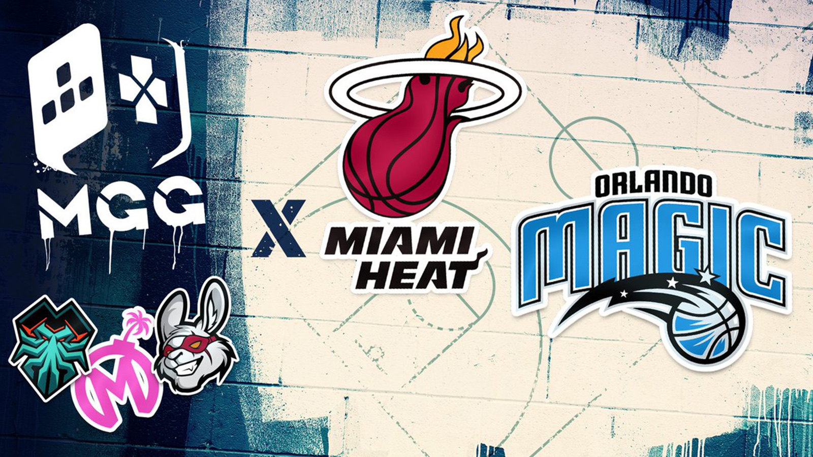 Miami Heat Orlando Magic Misfits Gaming