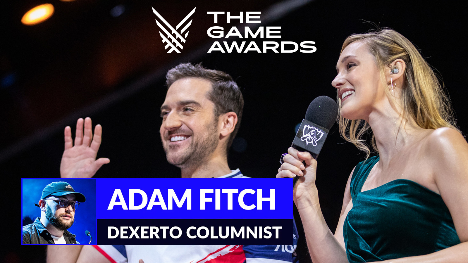The Game Awards Esports Results 2020