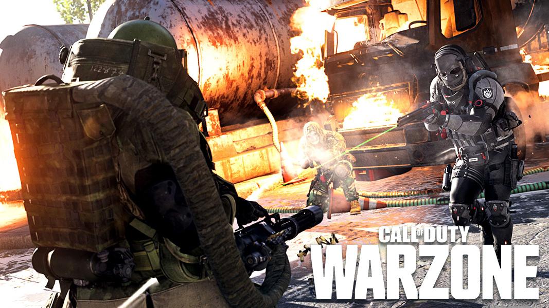 Juggernaut in Warzone