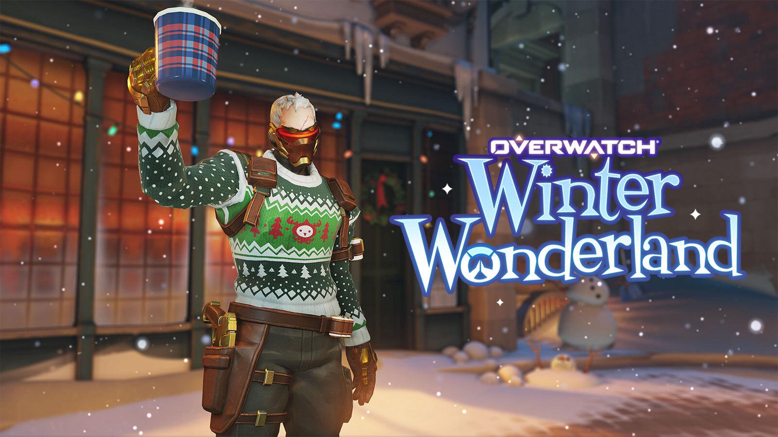 overwatch winter wonderland start date