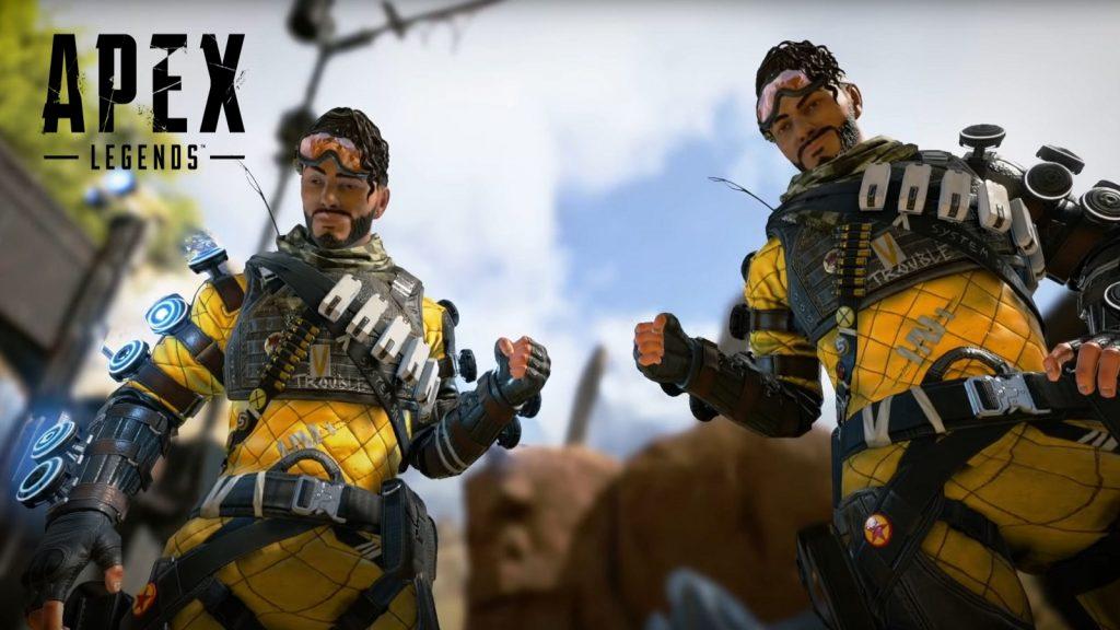 Apex Legends Adding New 'Airdrop Escalation' Game Mode
