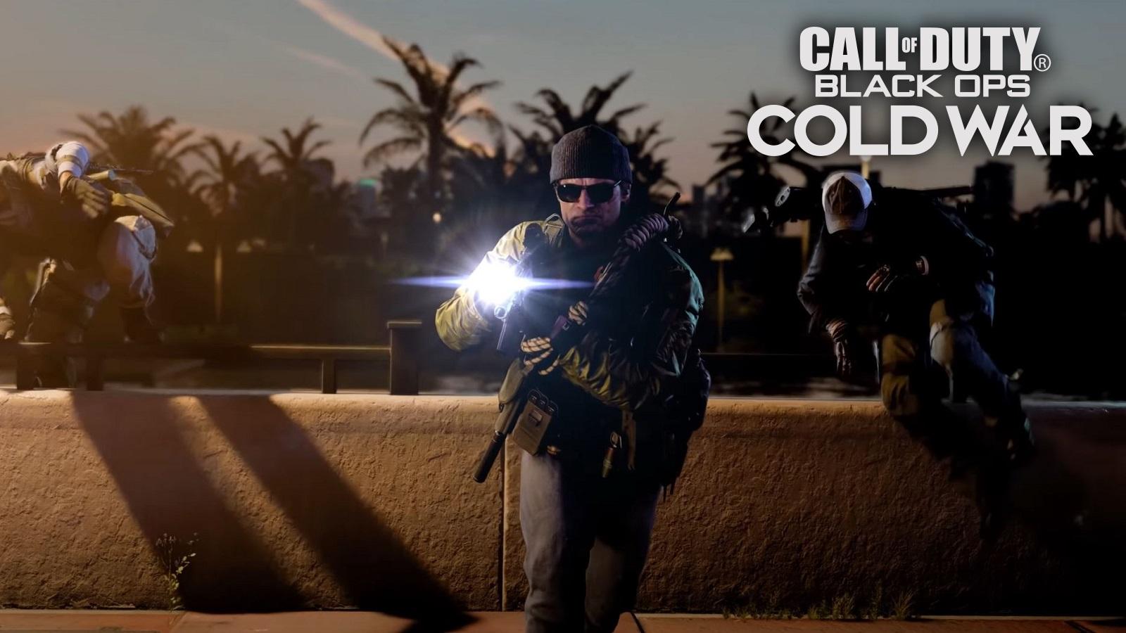 Black Ops Cold War Adler With Logo