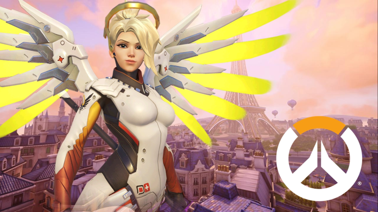 Mercy Paris Overwatch