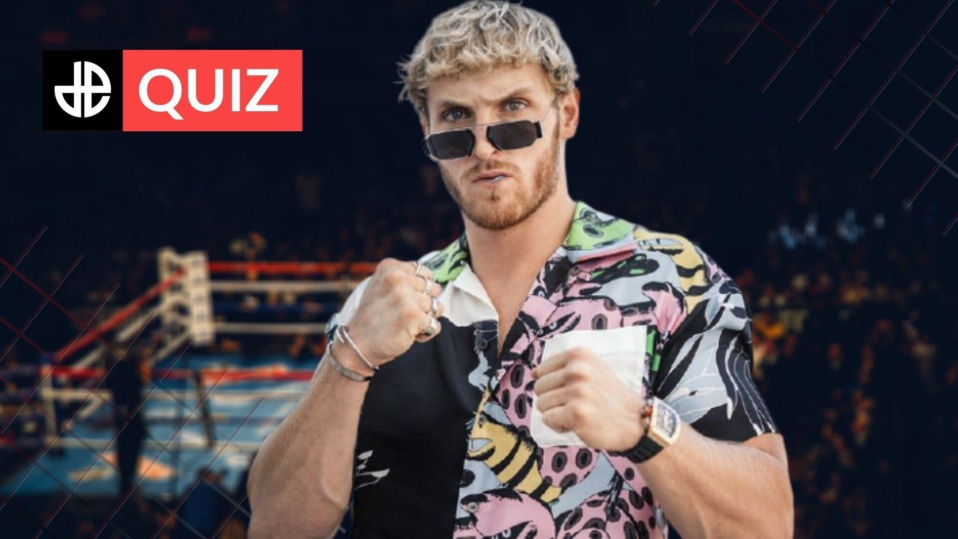 How well do you know Logan Paul quiz