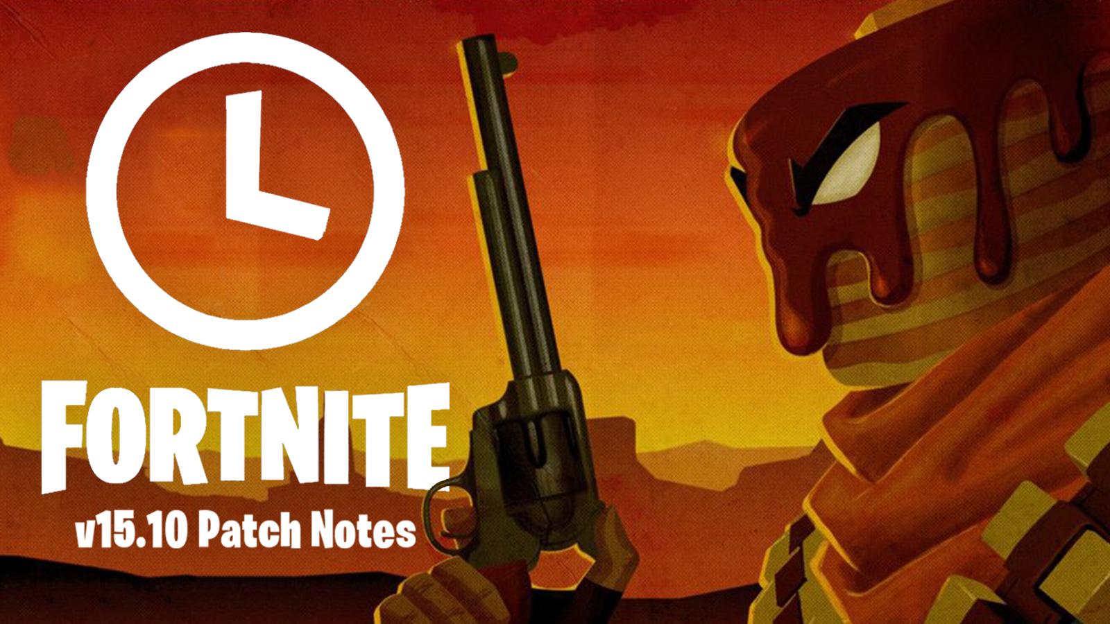 Fortnite update adds Mancake gun, Winterfest.