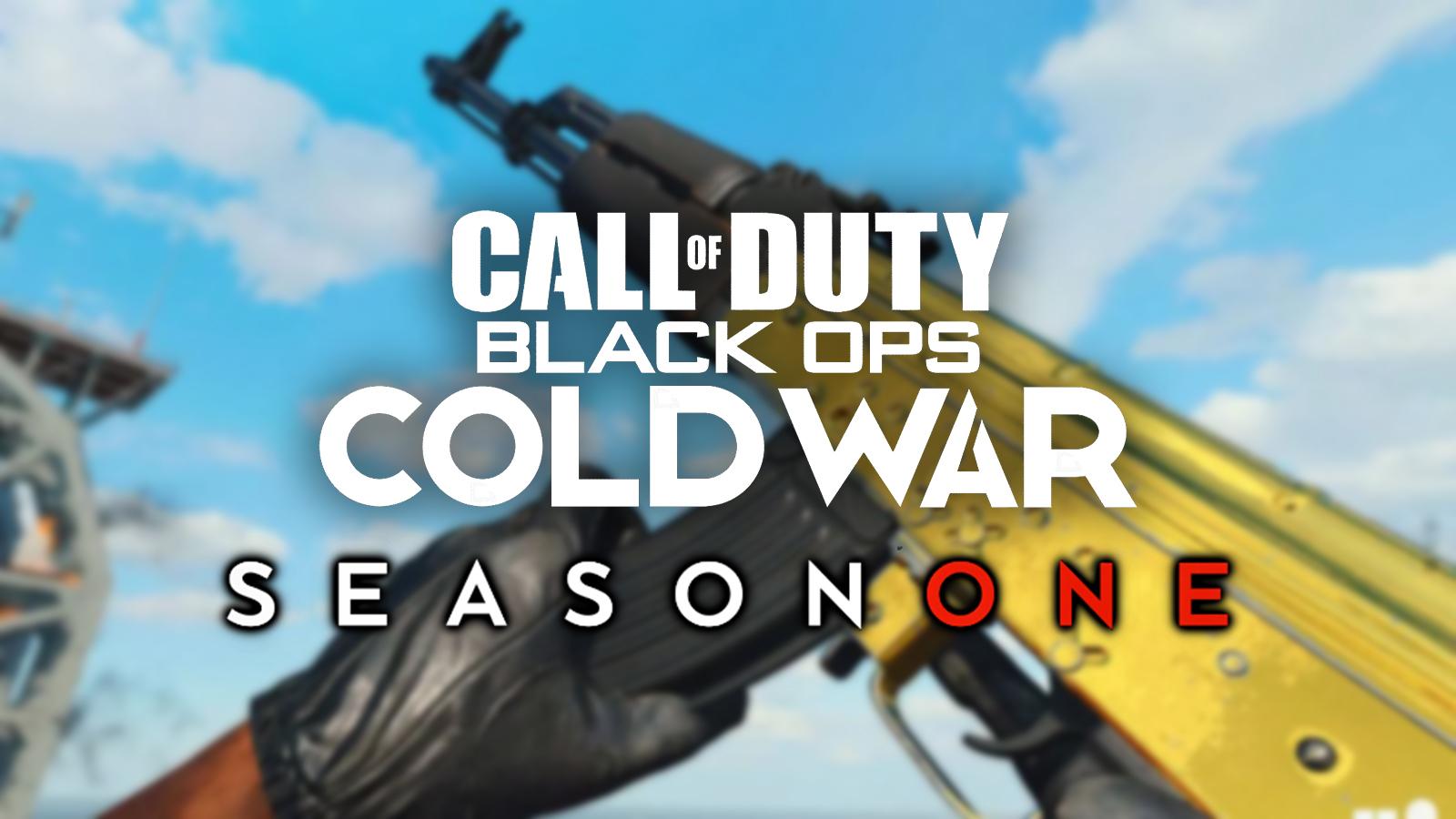 AK-47 in Black Ops Cold War Season 1