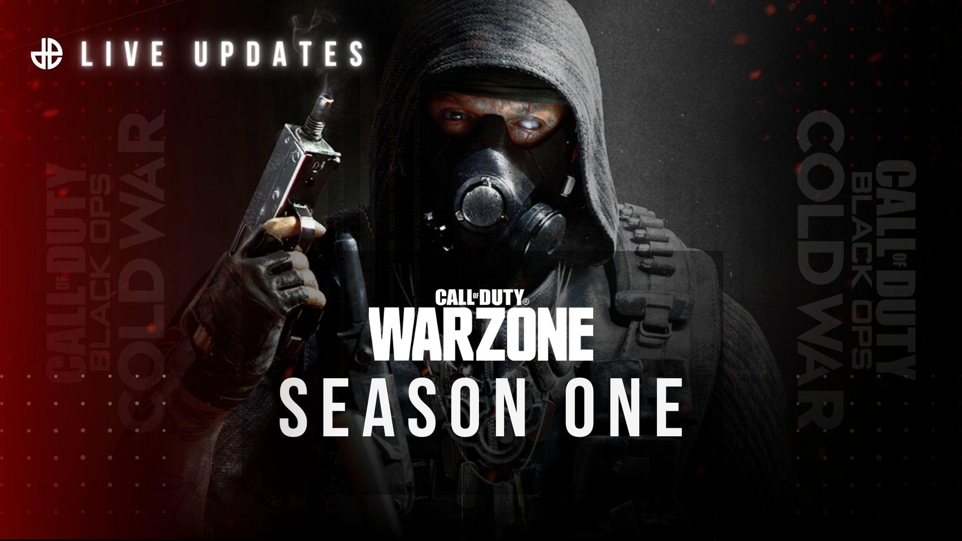 Black Ops Cold War Warzone integration