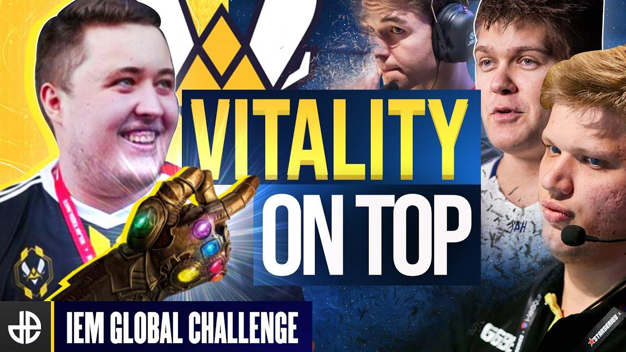 Thumbnail for IEM & Vitality in CS:GO