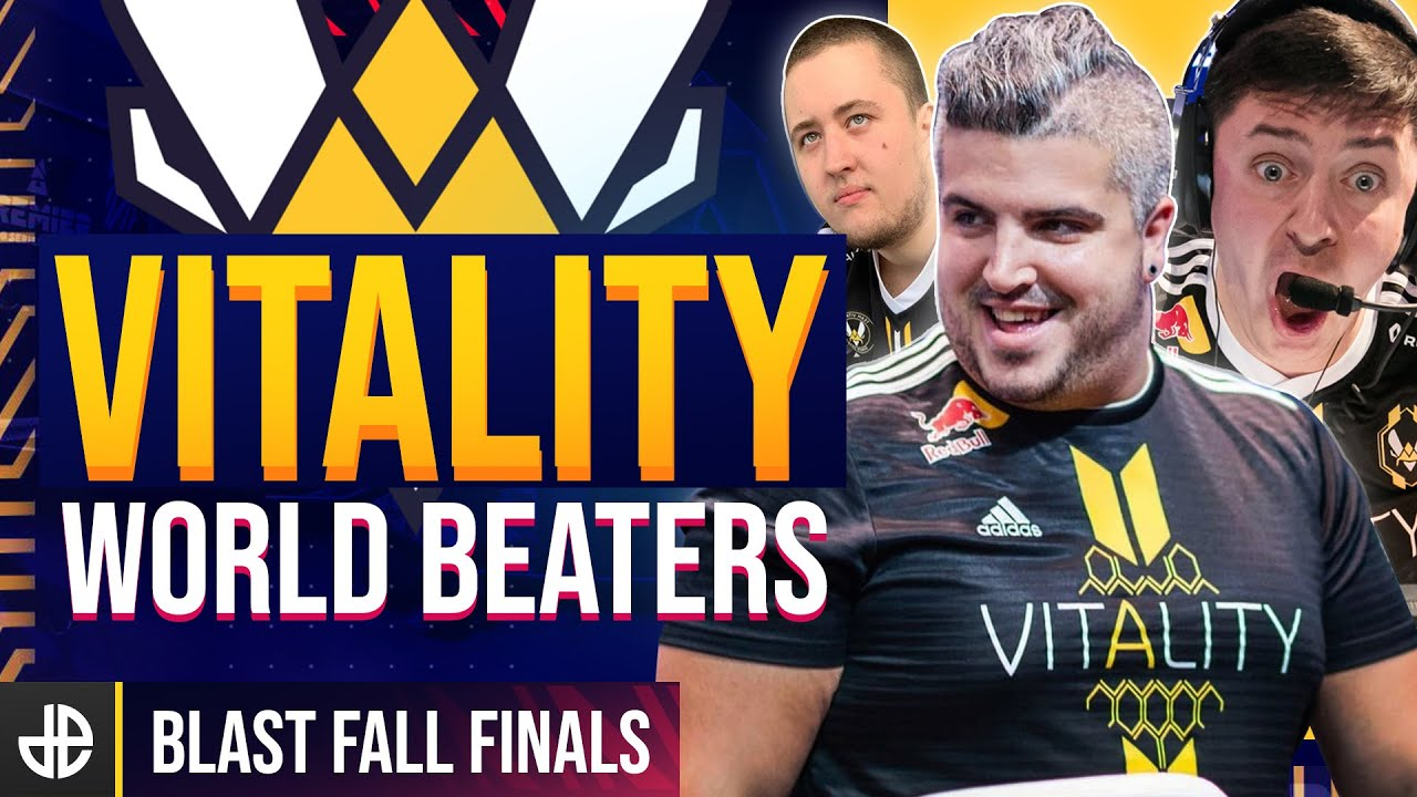 Vitality World Beaters at BLAST Fall Finals