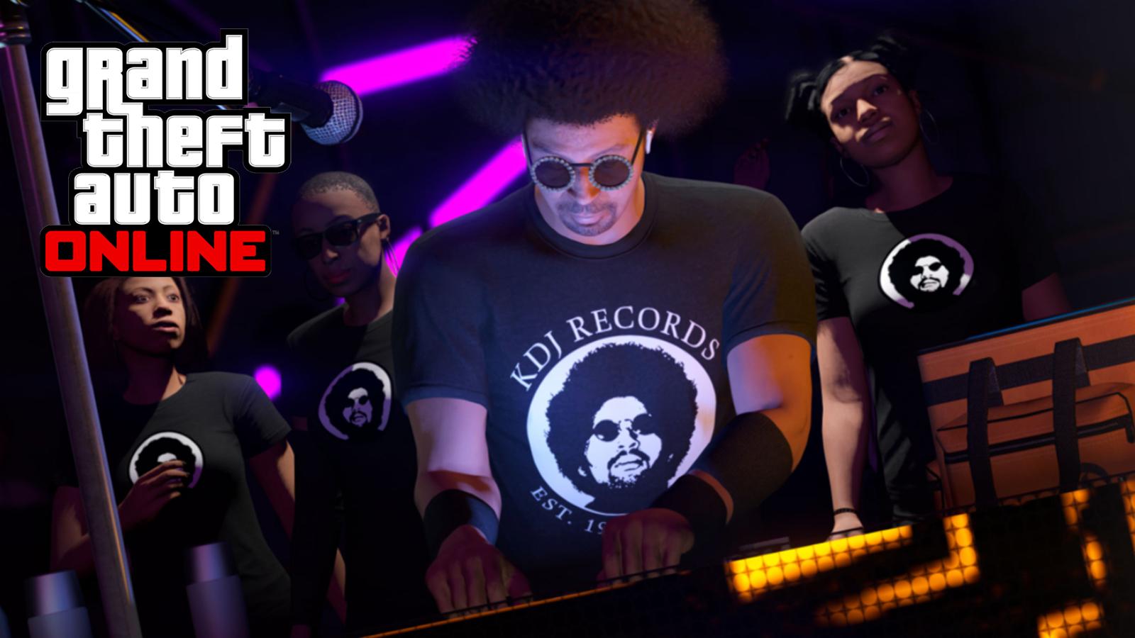 GTA Online Music Locker