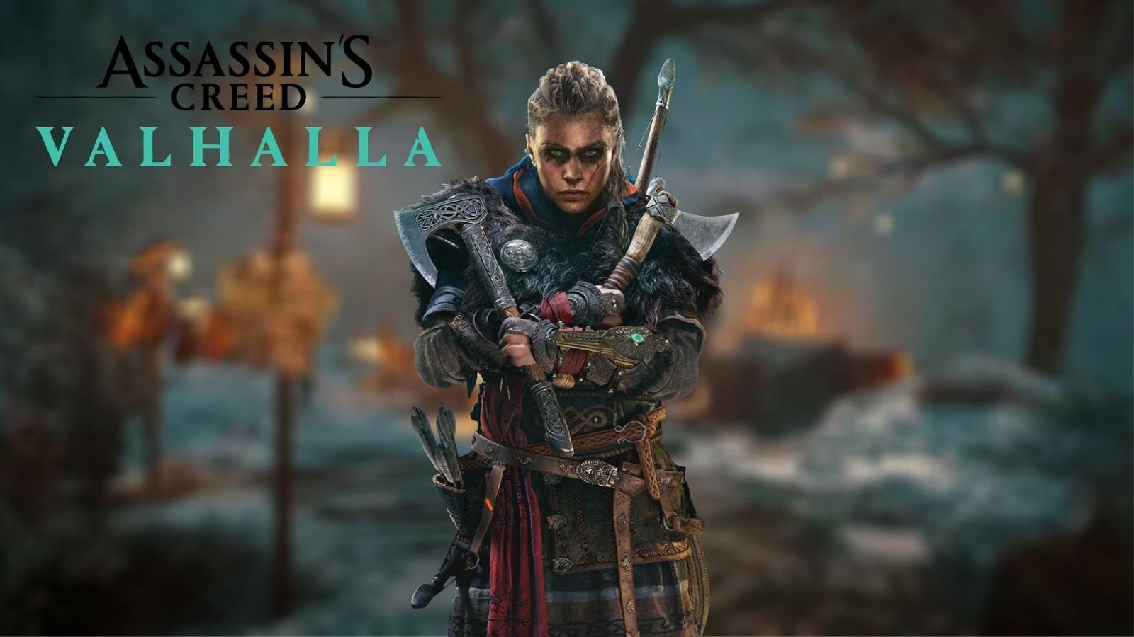 AC Valhalla Festive update