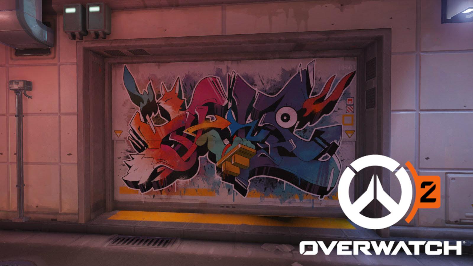 Overwatch players discover yet another hero teaser hidden on Kanezaka -  Dexerto