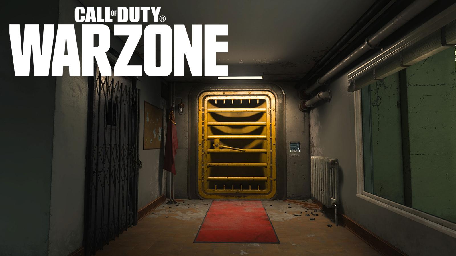 balck ops cold war yellow door