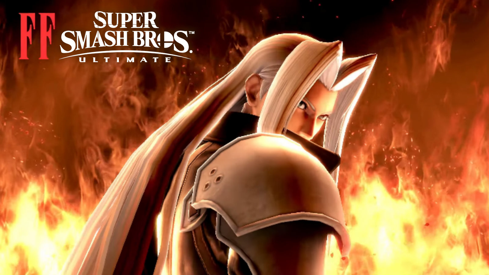 Sephiroth victory screen