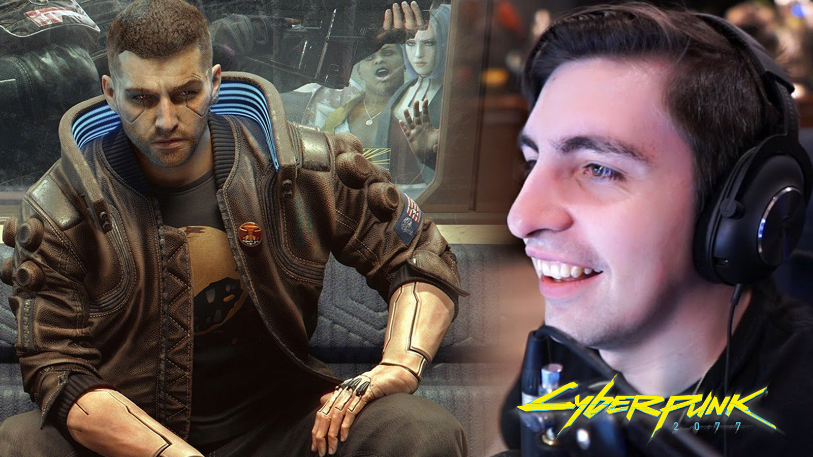 Shroud Cyberpunk 2077 Best Game Of All Time