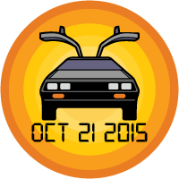 Badge to the Future