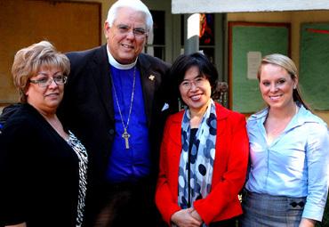 los angeles 2010 international women of courage honoree visits los