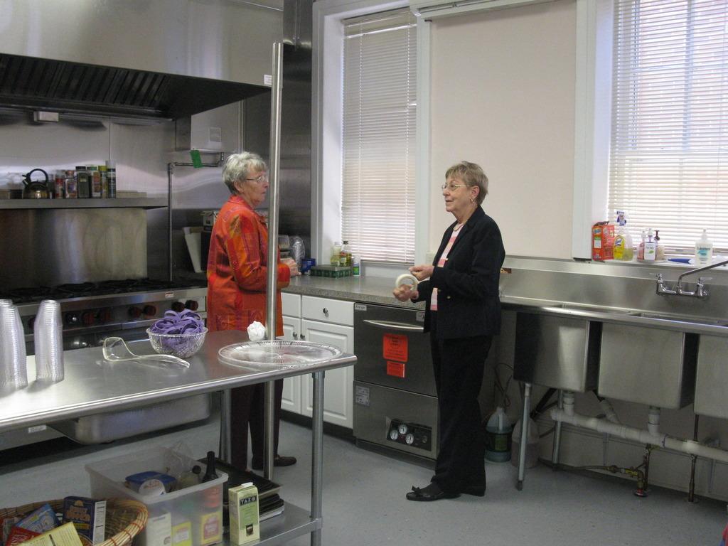 Episcopal Community Services Soup Kitchen