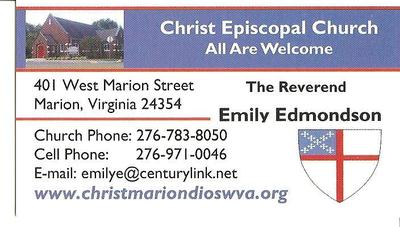 Rector | Christ, Marion
