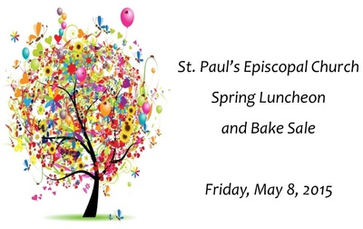 Upcoming Events | St Paul's Columbus