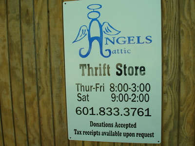 Angels Attic Thrift Store Church Of The Redeemer Brookhaven