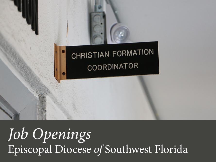 Employment and Job Openings in the Episcopal Diocese of ...