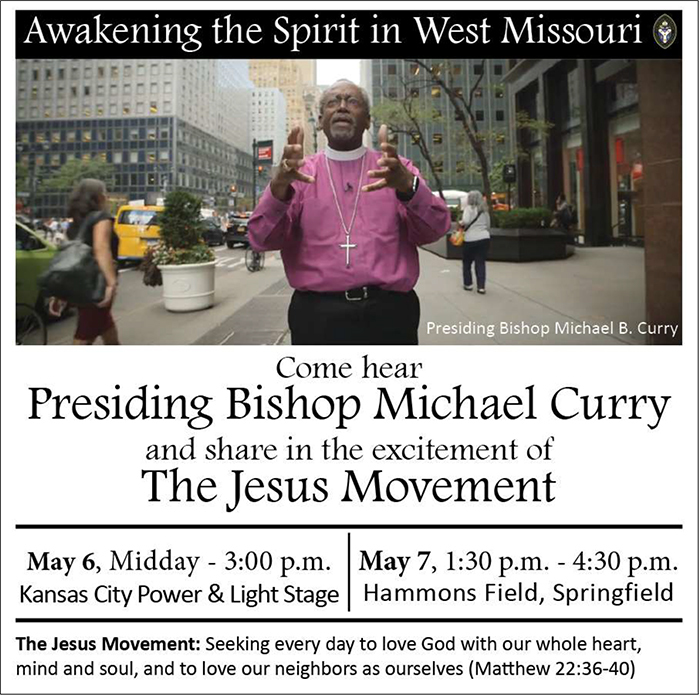 Upcoming Events | The Episcopal Church of the Redeemer