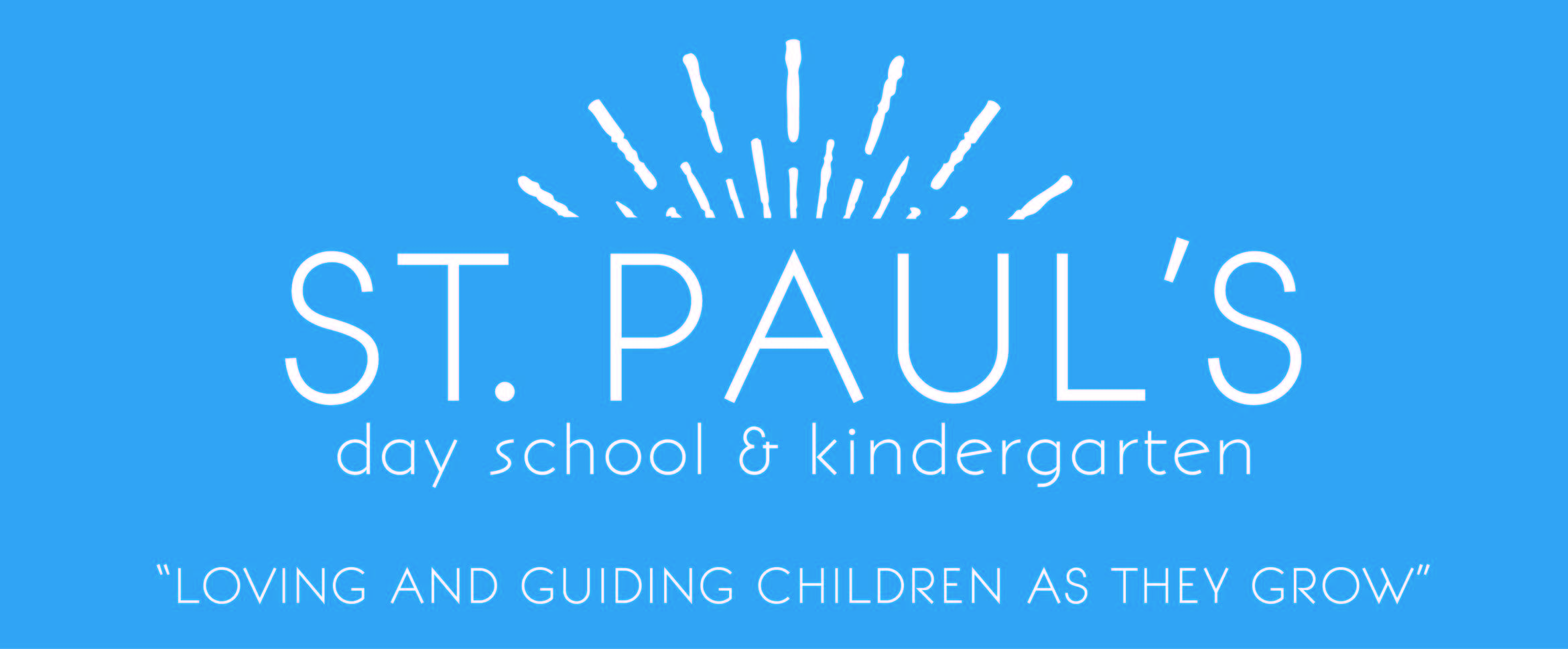 St. Paul\'s Day School and Kindergarten | St. Paul\'s Episcopal Church