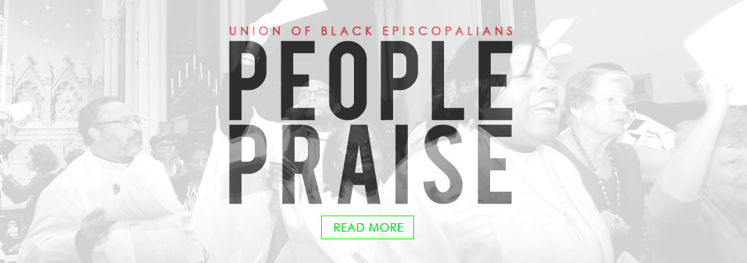 Home Page | The Union of Black Episcopalians - National