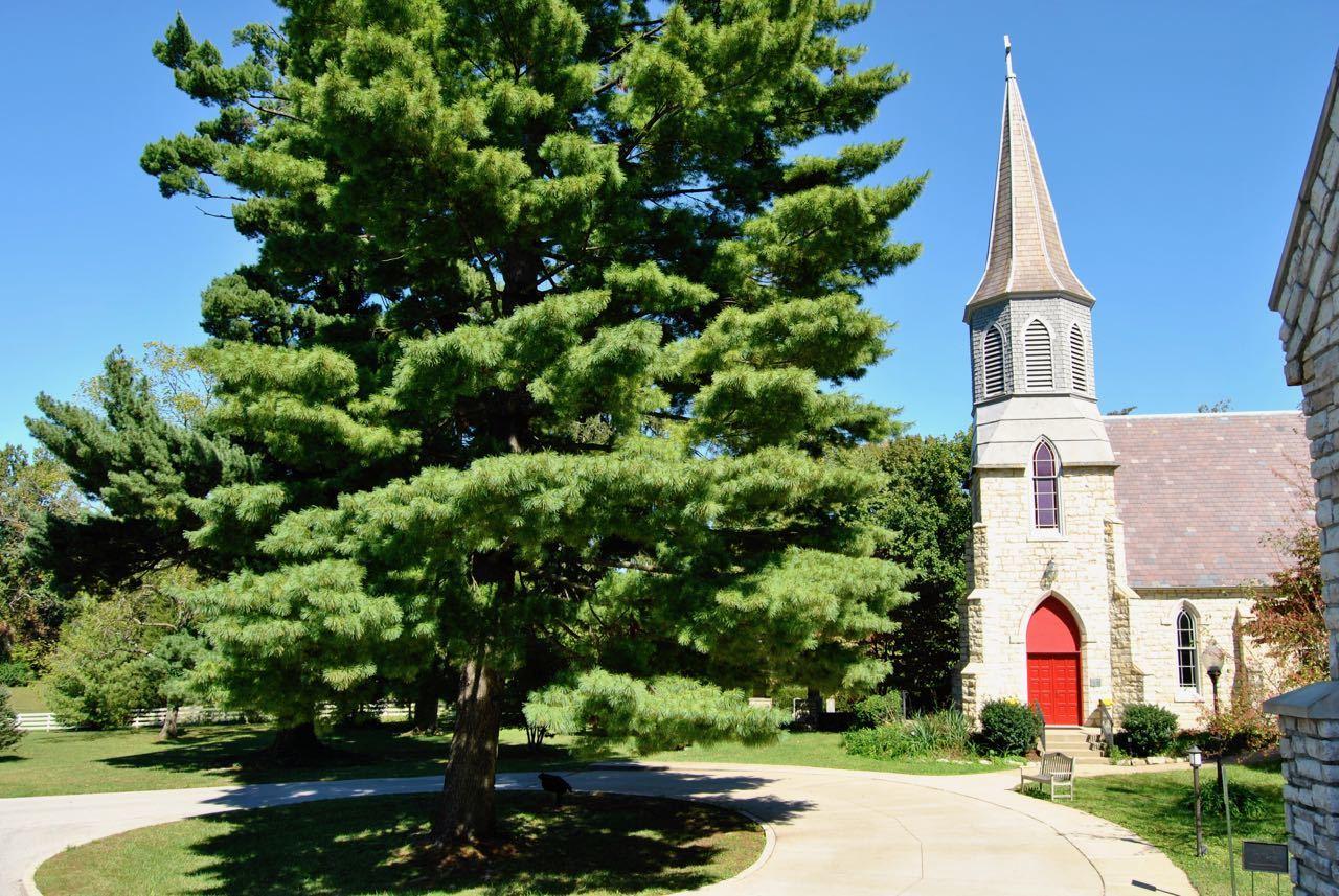 St James Episcopal Church Pewee Valley Kentucky St James