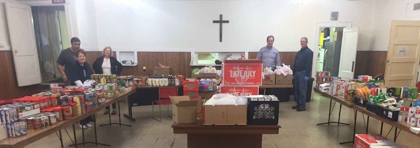 Food Pantry   Church of the Advent