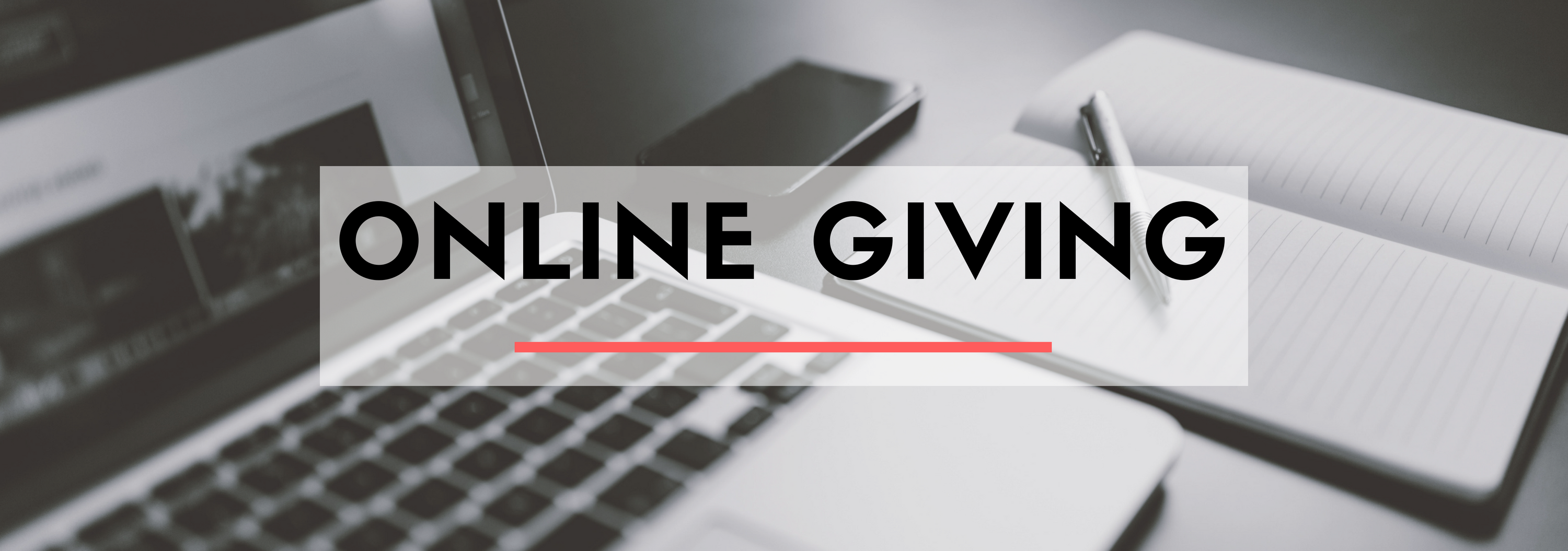 Online Giving | Church of the Holy Comforter