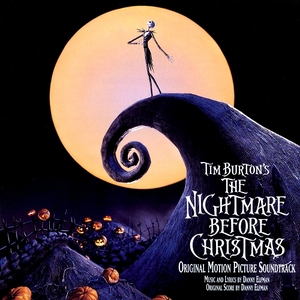 Tim Burton's The Nightmare Before Christmas by Danny Elfman