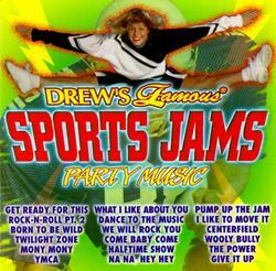 Drew's Famous Sports Jams Party Music by Drew's Famous