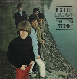 Big Hits (High Tide and Green Grass) by The Rolling Stones