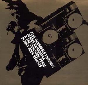 Planet Rock Remixes by Paul Oakenfold