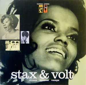 Stax Sirens & Volt Vamps by Various Artists