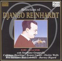 Selection of Django Reinhardt, Disc 1