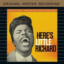 Here's Little Richard; Little Richard