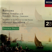 Rossini: String Sonatas 1-6, Disc 1