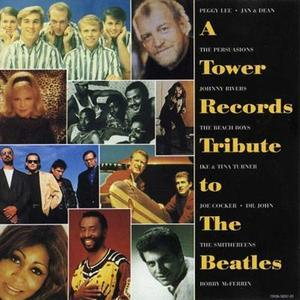 A Tower Records Tribute To The Beatles by Various Artists