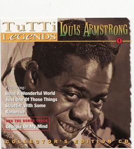 Tutti Legends by Louis Armstrong