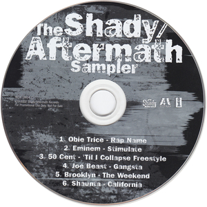 The Shady Aftermath Sampler