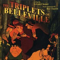 The Triplets of Belleville (Original Soundtrack from the Movie)